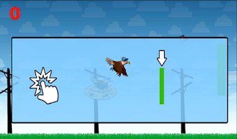 Screenshot of Furious Eagles