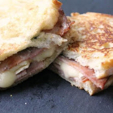 Ham and Brie Sandwich