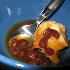Pecan Dumplings With Caramel Raisin Sauce 1968 (Ontario Cda)