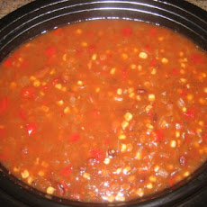 Southwestern Pinto Bean Soup (Pc)