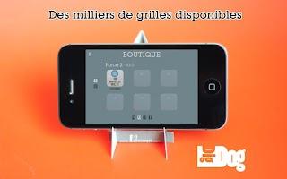 Screenshot of Free Fléchés