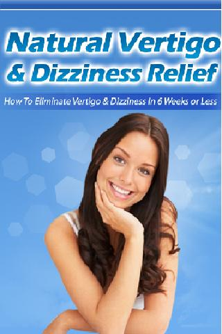 Vertigo Dizziness Relief