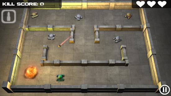 Game Tank Hero APK for Kindle