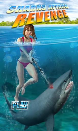 Sharks Attack Revenge