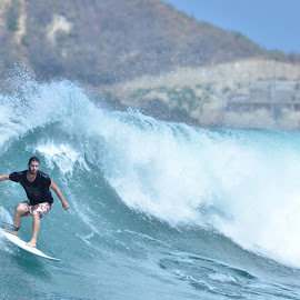 Grupuk Inside by Adhy Toterz - Sports & Fitness Surfing ( #grupuk #kuta #lombok #asia #indonesia )