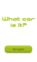 Screenshot of What car is it? Moto Quiz