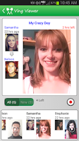 Screenshot of VingMe - Video Messaging