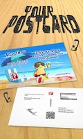 Screenshot of Postino - Postcards
