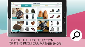 Screenshot of ShopAlike