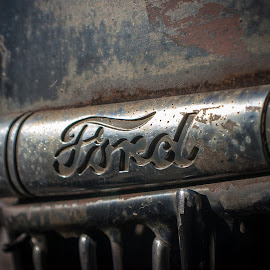 Ford by Laura Gardner - Novices Only Objects & Still Life ( truck, photo walk 2014, cars, nd, transportation, ford )