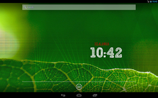 Screenshot of ClockQ Premium