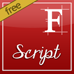 ★ Script Font - Rooted ★ APK