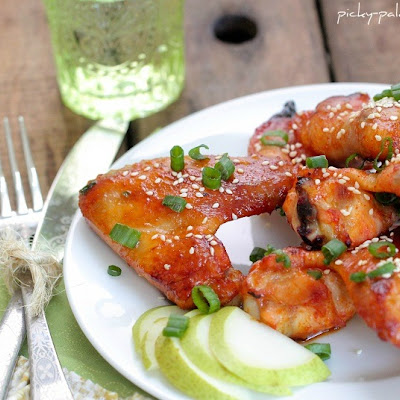 McCormick's Korean BBQ Wings