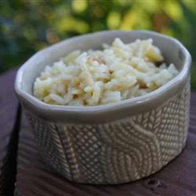 Orzo and Rice