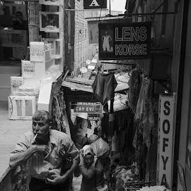 by Theo Shilton  - City,  Street & Park  Markets & Shops
