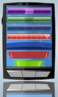 Screenshot of Dock Pack 2 (ADW Launcher EX)