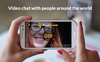 Screenshot of People Roulette Video Chat