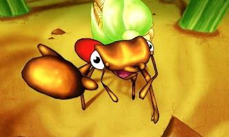 Screenshot of Karınca ile Ağustos Böceği