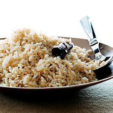 Cinnamon-Spiced Rice