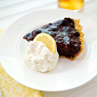 Blueberry Pie With Graham Cracker Crust Recipes