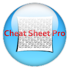 cheat sheet Pro (crib) icon