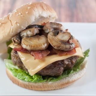 Cheddar Bacon Ranch Burgers Recipes