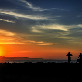 Terbit by Oegazt Poestro - Landscapes Sunsets & Sunrises