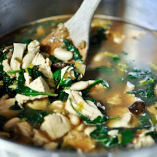 White Bean Chicken Soup