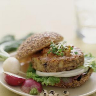 Vegetable Veggie Burgers