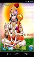 Screenshot of Hanuman HD Live Wallpaper