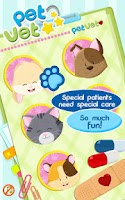 Screenshot of Pet Vet Animal Dressup & Bath
