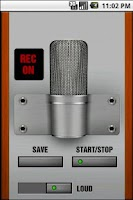 Screenshot of EverOn Recorder