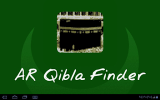 Screenshot of AR Qibla Finder