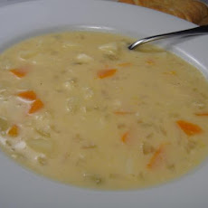 Wi Beer Cheese Soup