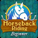 Horseback Riding: Beginner icon
