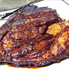Asian Pork Steaks (Marinade)