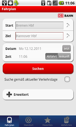 db-navigator for android screenshot