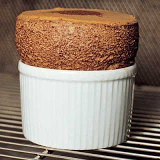 Chocolate Souffle With Cocoa Powder Recipes