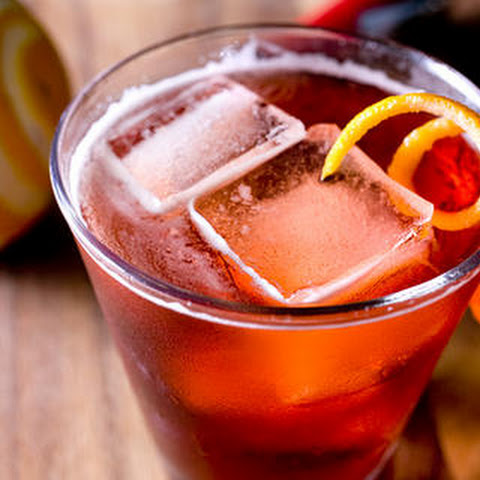 Whiskey Negroni