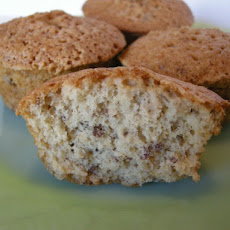Jeff Cook's Butter Pecan Muffins