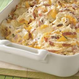 Scalloped Potatoes With Cheese And Sour Cream Recipes