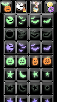 Screenshot of Glow Nails: Halloween Manicure