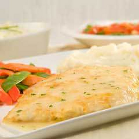 Easy Chicken Francese