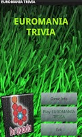 Screenshot of EUROMANIA TRIVIA