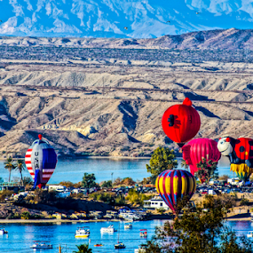by Tina Hailey - News & Events Entertainment ( free, freedom, balloons fest river havasu aztina's capture moments butterfly lady bug american flag,  )