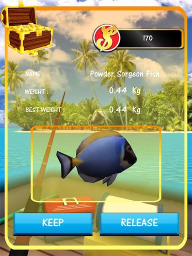 Real Fishing Pro 3D - screenshot