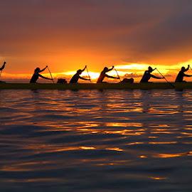 Whispering Light by Brandon Mardon - Sports & Fitness Watersports