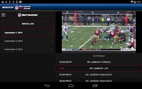 Watch NFL Network