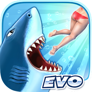 Please steer the action is full of hungry sharks in the ocean.Eat whole thing looks aside money to survive as long as possible! APK Icon