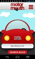 Screenshot of Motor Mouth